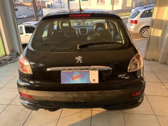 Peugeot 207 2010 1.6 Flex Automático/$19.990,00/ou Financia sem entrada 60x 599,00 - Foto 5