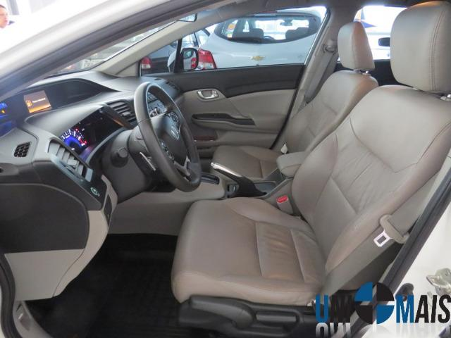 Honda Civic Lxr 2.0 Automatico 2016 Completo Baixa Kilometragem Apenas 65.900 Ljd - Foto 2
