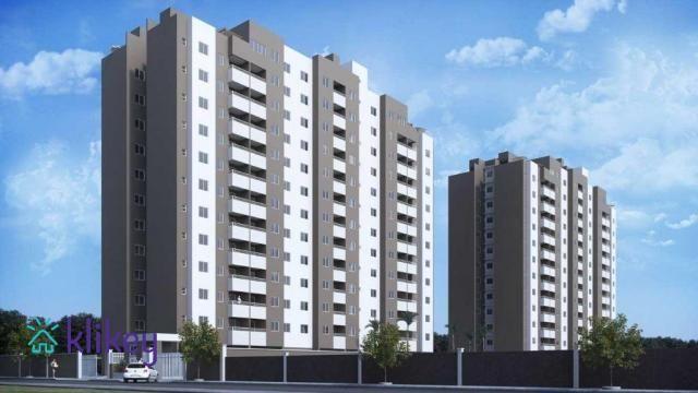 Apartamento à venda com 3 dormitórios em Messejana, Fortaleza cod:7933