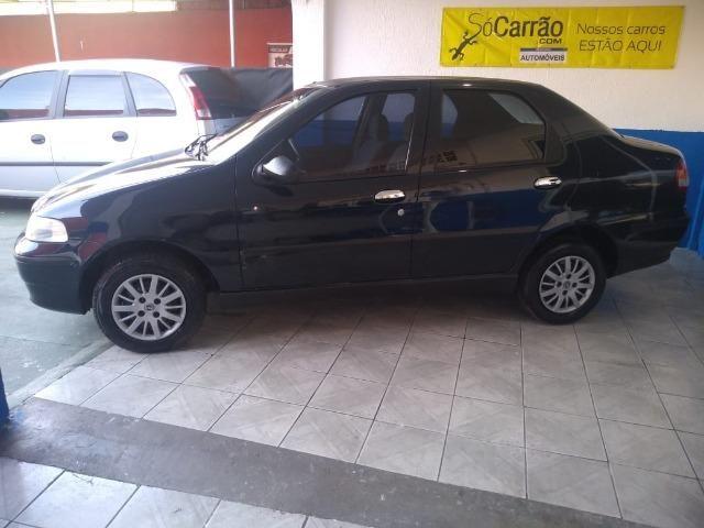 Fiat siena 2006 1,0 flex - Foto 10