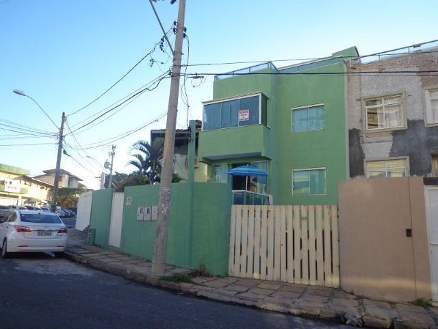 Casa 3/4 e gabinete, vista mar Jaguaribe