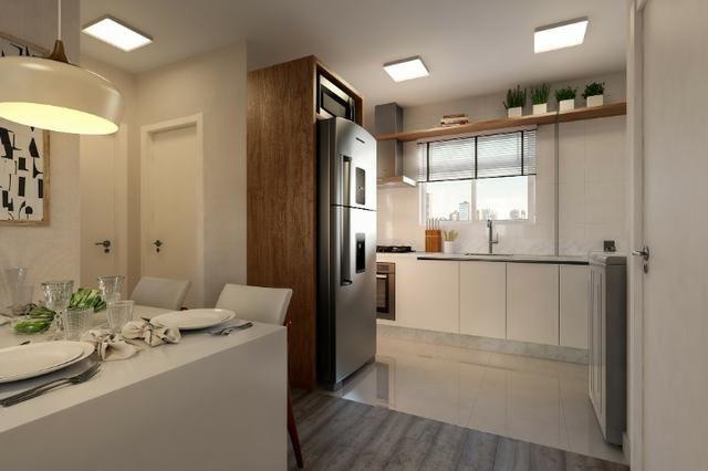 Apartamento em araucária condomínio clube, excelente região - Foto 13