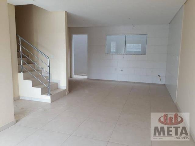 Sobrado com 3 dormitórios à venda, 96 m² por R$ 265.000 - João Costa - Joinville/SC - Foto 3