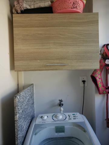 Alugo Apartamento 45m2, sala, 2/4, cozinha/lavanderia, banheiro - Foto 13