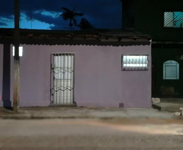 Alugo casa tipo kit net, no Conj. Satélite - Foto 3