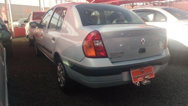 Clio Sedan(1.0)(completo(Financie*até 100%do veiculo(Parcelas a partir de R$449,90) 04/05 - Foto 5