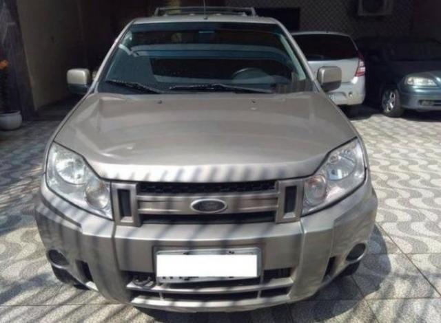 Ford EcoSport XLT 2.0 Aut + GNV 5ªG Completo Consigo Financiamento - Foto 3
