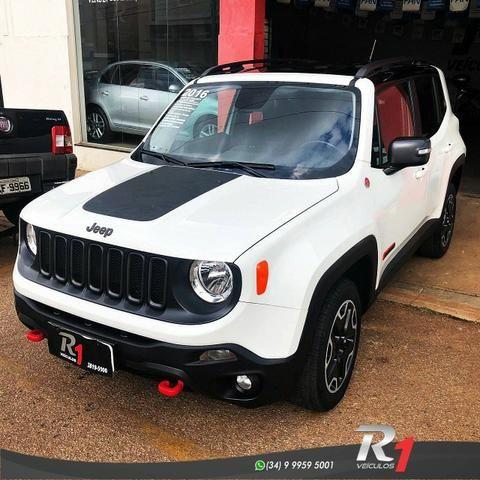 Jeep Renegade Trailhawk 2.0 4X4 TB Aut. Diesel 2016