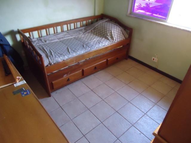 Ótimo apto com 2 quartos e 2 varandas! - Foto 11