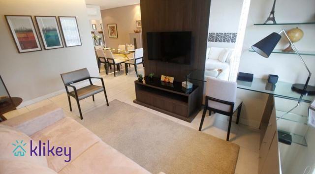 Apartamento à venda com 3 dormitórios em Presidente kennedy, Fortaleza cod:7853 - Foto 2