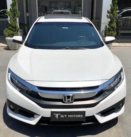 Honda Civic Touring Turbo - TOP - Muito Novo = 0KM - Foto 7