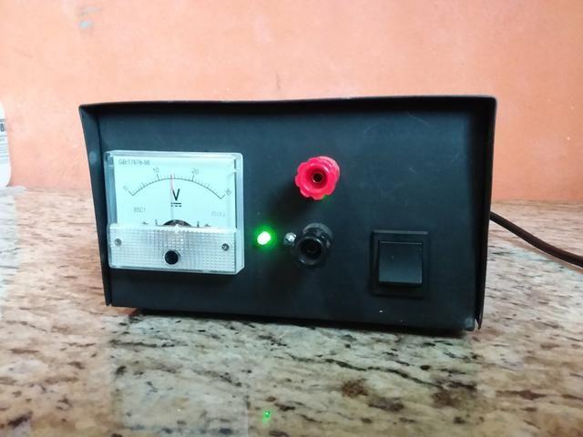 Fonte Estabilizada 13,8v 20a radioamador