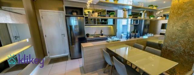 Apartamento à venda com 3 dormitórios em Messejana, Fortaleza cod:7933 - Foto 4