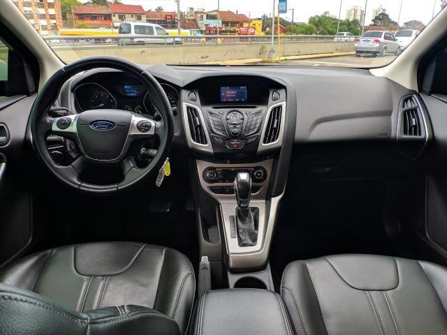 Ford Focus Sedan SE 2.0 16V Automático 2015 - 71.000 km - Foto 8