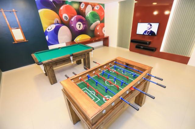 (JR) Apartamento 98m² No Cocó > Fino acabamento > 3 Quartos > Varanda Gourmet! - Foto 7