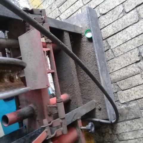 Máquina desempeno de aro pneumática - Foto 6