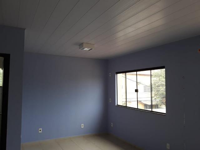 106M² distribuídos em 3 salas conjugadas com banheiros na 308 Sul (interna) - Foto 2