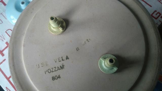 Filtro porcelana Pozzani - Foto 3