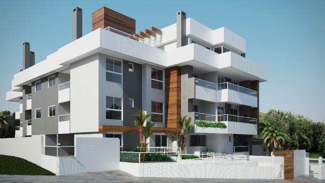 KS - Apartamento com vista para o mar dos Ingleses com 1 dormitório