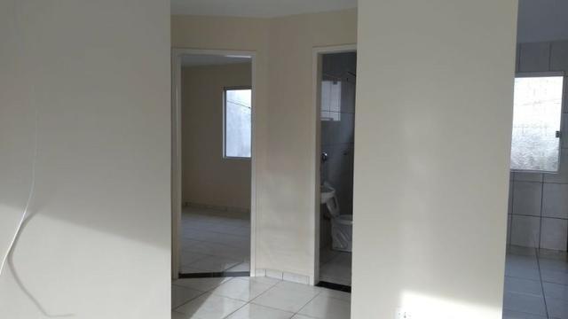 Casa com laje, 3 quartos no bairro Águas Claras a 3,5 km do Centro - Foto 5