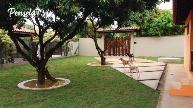 Chácara com 2 dormitórios à venda, 1000 m² por r$ 563.990,00 - terras de itaici - indaiatu - Foto 2