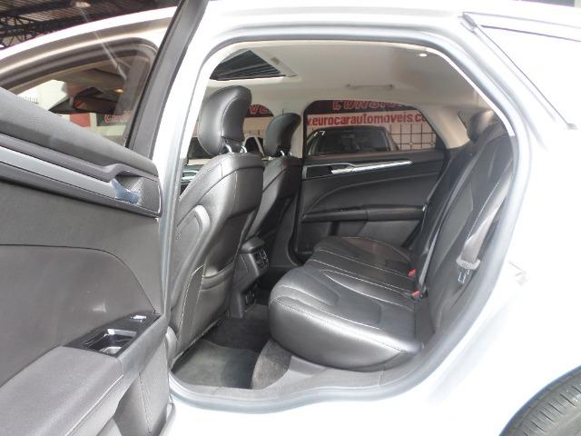 Ford Fusion AWD Titanium 2.0 Ecoboost 2014 Completo - Foto 11