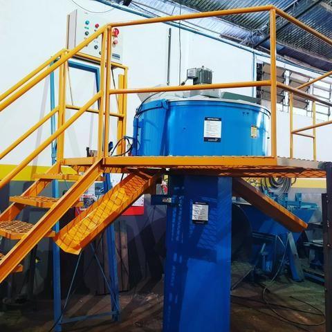 Misturador de concreto 600l - Foto 3