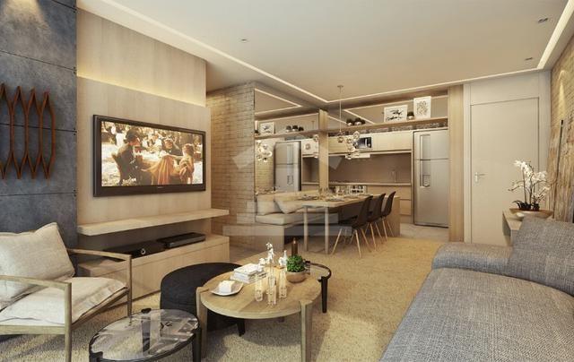 (EA) Guararapes com apartamento a venda com 90 metros a 200 metros do Iguatemi - Foto 3