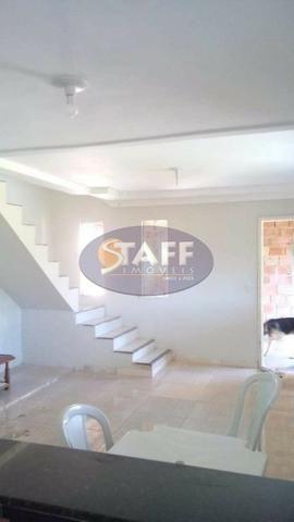 OLV-Casa com 2 dormitórios à venda,- Cabo Frio/RJ CA1169 - Foto 2