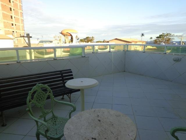 Casa 3/4 e gabinete, vista mar Jaguaribe - Foto 14