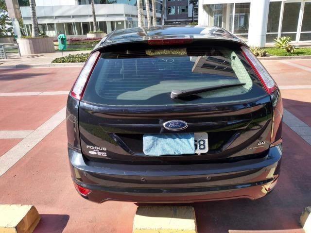 Ford Focus 2.0 glx automatico - gás 5ª geração em perfeito estado - Foto 5