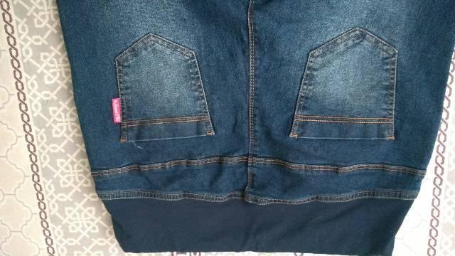 Calça jeans gestante - Foto 4
