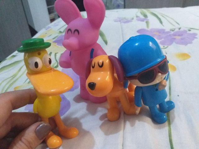 Lote de Brinquedos fofos - Foto 3