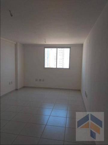 Apartamento com 3 dormitórios à venda, 112 m² por R$ 485.000,00 - Bessa - João Pessoa/PB - Foto 7