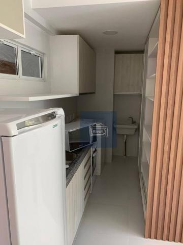 Apartamento com 1 dormitório para alugar, 31 m² por R$ 2.100,00/mês - Graças - Recife/PE - Foto 6