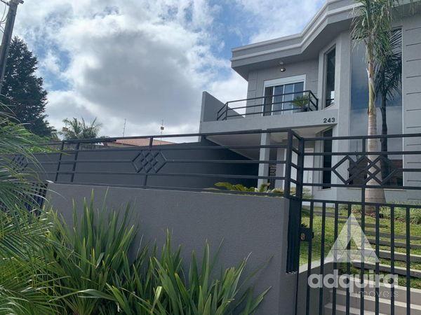 Casa sobrado com 3 quartos - Bairro Estrela em Ponta Grossa - Foto 2