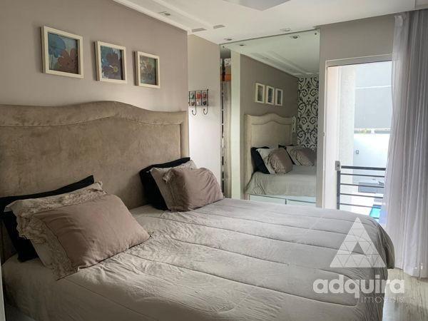 Casa sobrado com 3 quartos - Bairro Estrela em Ponta Grossa - Foto 17