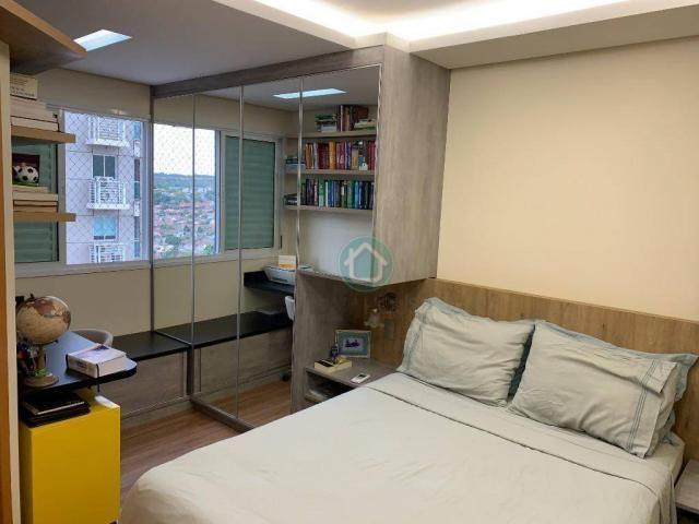 Apartamento com 3 dormitórios à venda, 73 m² por R$ 545.000,00 - Monte Castelo - Campo Gra - Foto 5