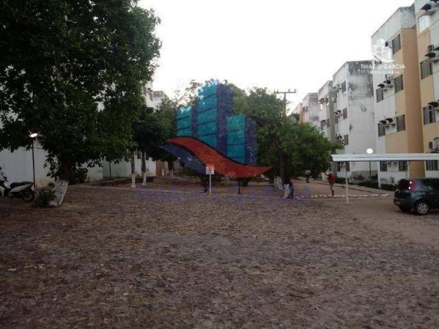 Apartamento com 2 dormitórios à venda, 44 m² por R$ 120.000,00 - Piçarreira - Teresina/PI - Foto 6