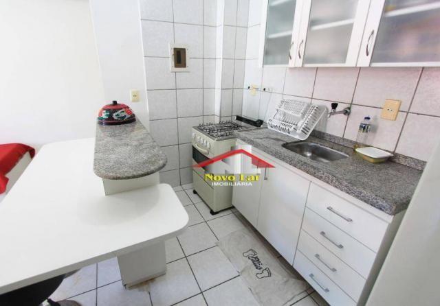 Apartamento com 1 dormitório à venda, 37 m² por R$ 160.000,00 - Praia de Iracema - Fortale - Foto 4