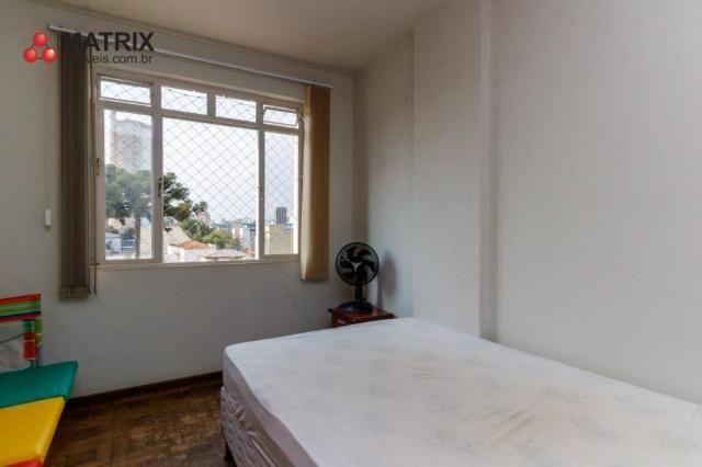 Amplo Apartamento com 3 dormitórios à venda, 164 m² - São Francisco - Curitiba/PR - Foto 15