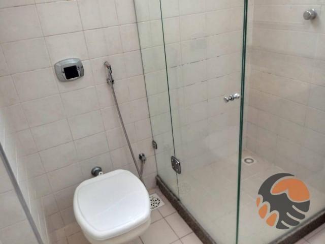 Apartamento com 3 quartos para alugar anual, 170 m² - Centro - Guarapari/ES - Foto 9