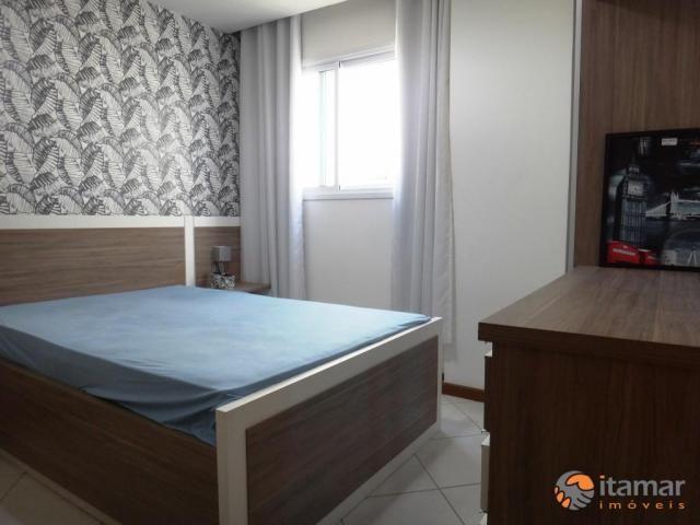 Apartamento com 3 quartos para alugar TEMPORADA- Praia do Morro - Guarapari/ES - Foto 8