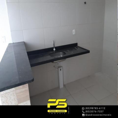 Apartamento com 2 dormitórios à venda, 50 m² por R$ 176.000 - Jardim Cidade Universitária  - Foto 9