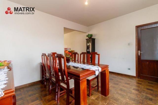Amplo Apartamento com 3 dormitórios à venda, 164 m² - São Francisco - Curitiba/PR - Foto 5