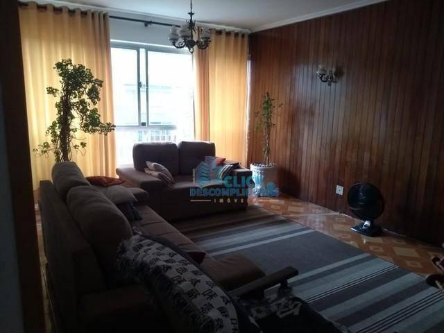 Apartamento à venda, 140 m² por R$ 510.000,00 - Ponta da Praia - Santos/SP - Foto 5