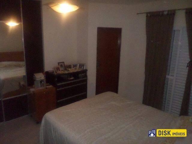 Sobrado com 3 dormitórios à venda, 200 m² por R$ 730.000,00 - Vila Euclides - São Bernardo