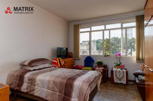 Amplo Apartamento com 3 dormitórios à venda, 164 m² - São Francisco - Curitiba/PR - Foto 13