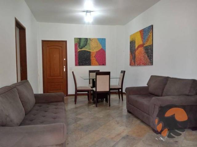 Apartamento com 3 quartos para alugar anual, 170 m² - Centro - Guarapari/ES - Foto 2