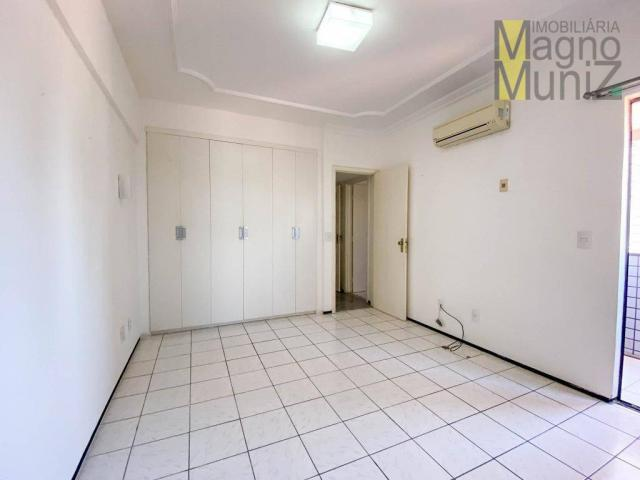 Apartamento com 3 dormitórios à venda, 152 m² por R$ 325.000,00 - Papicu - Fortaleza/CE - Foto 15